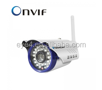 VStarcam ONVIF 1.0MP HD Megapixel IR Weatherproof IP HD Outdoor Camera