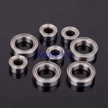 102068 HSP Wheel Mount Ball Bearings For RC 1 10 Model Car 02080 Up Parts
