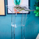 Customizable Perspex Acrylic Clear Pulpit Lectern Church Podium