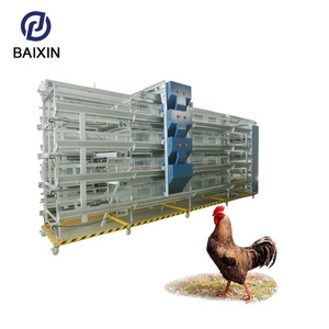 Baixin Provided With China Standard Layer Chicken Cage