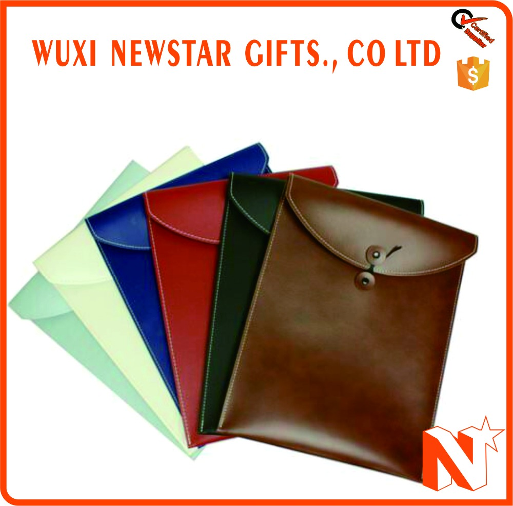 Promotion Customized Leather Envelope