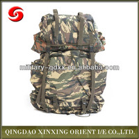Woodland Camouflage Travel Military Bag