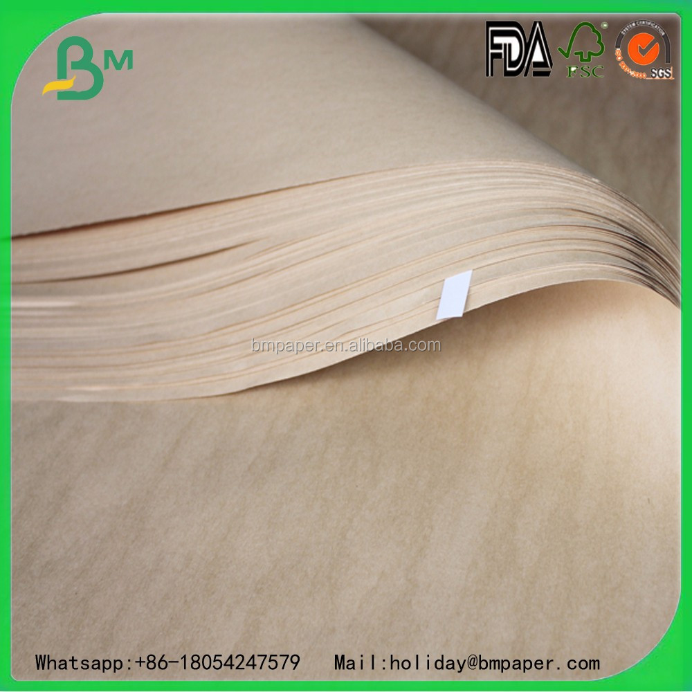 Wholesale 230gsm 250gsm 300gsm 350gsm 787*1092mm coated duplex board with kraft back