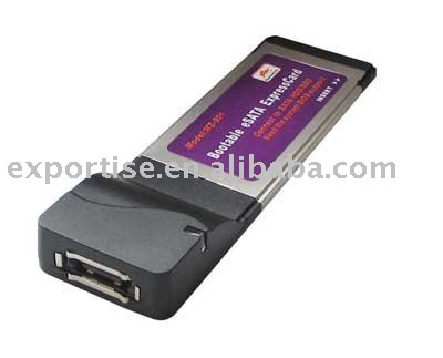 eSATA Express Card Adapter for Notebook