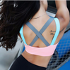 Multi Color Choice Low Moq YounG Girls Sports Bra with Hook