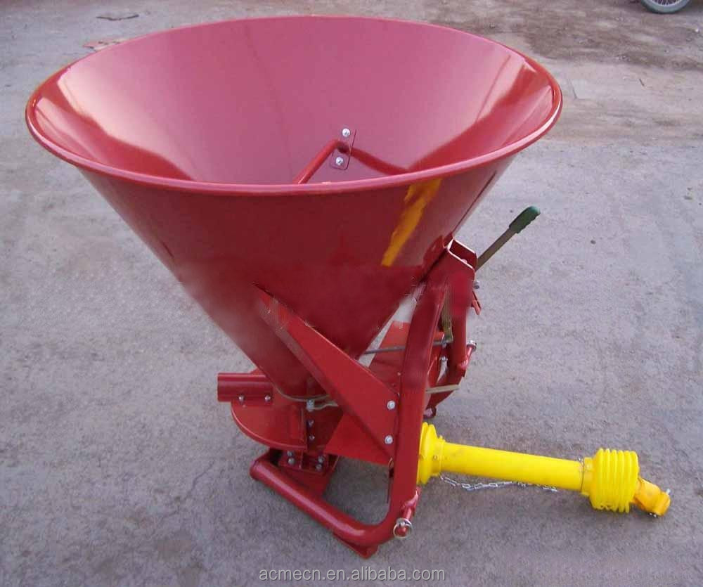 High efficiency and quickly 2FD series Tractor Mounted Fertilizer Spreader