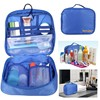 Travel Kit Organizer Bathroom Storage Cosmetic Bag Toiletry Bag