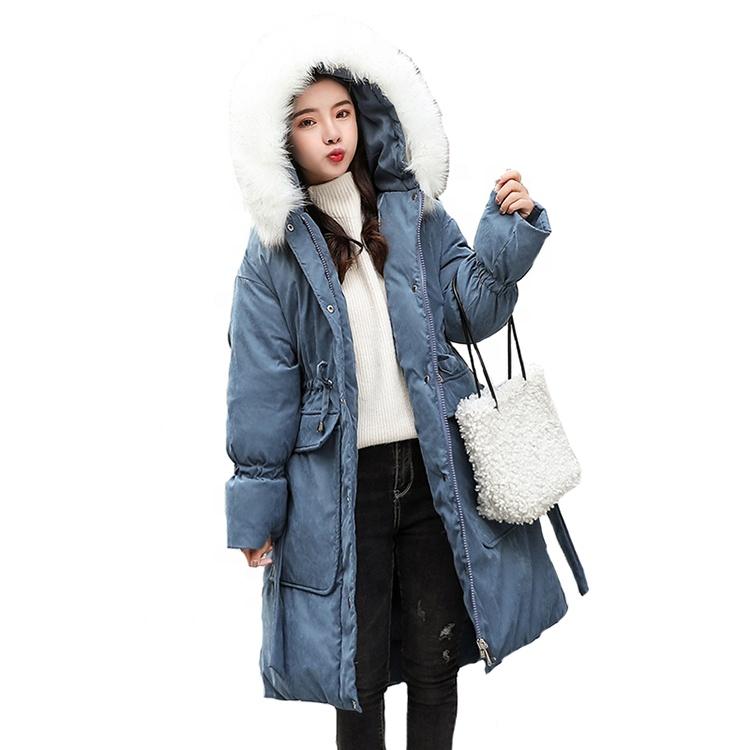 Achat manteau long femme