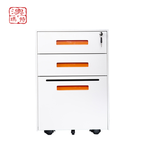 Hot Sale High Quality Circle Drawer Panel Mobile Pedestal