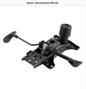 Recliner mechanism chair parts office chair replaceable spare parts