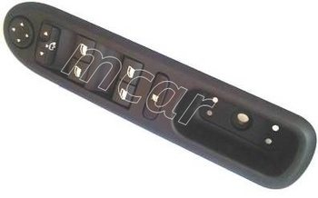 Peugeot 407 Window Lifter Switch 6554.er Peugeot 407 Pover Window ...