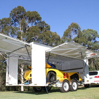 Highest Quality Enclosed Car Trailer Manufacturer