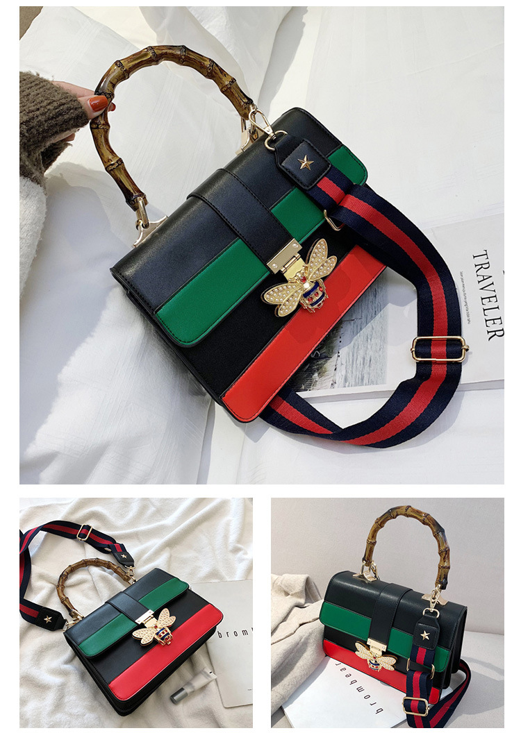 ANGEDANLIA generous pu material bag online for date-4