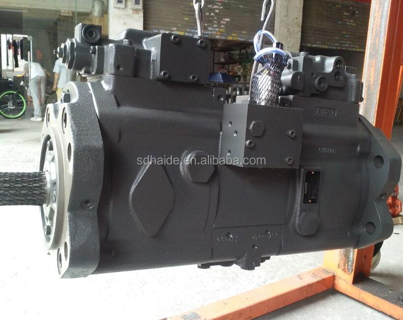 New Holland E215 Main Pump YN10V00036F1 YN10V00039F4 Kawasaki K3V112DTP E215B Hydraulic Pump