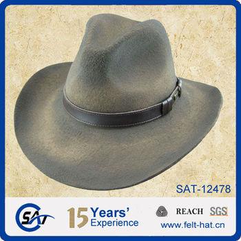 78494015ccf Stylish Wool Felt Hat Cowboy For Mens Hats - Buy Hat Cowboy ...