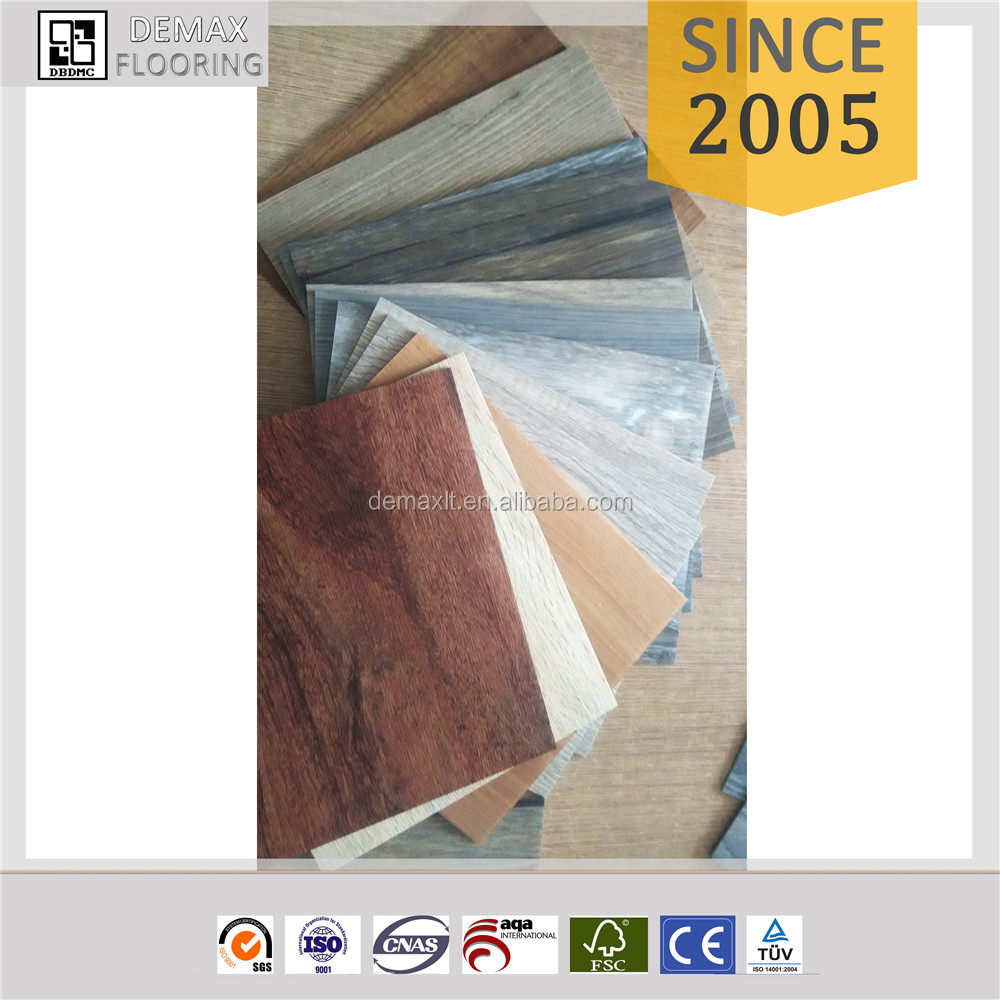 haga clic en ms barato de lujo plstico pvc clic tablones