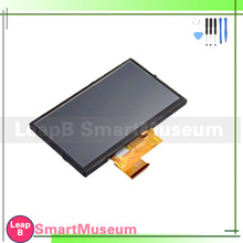 original New Innolux 5 inch AT050TN34 V.1 LCD screen for GPS PSP adaline't a MP5