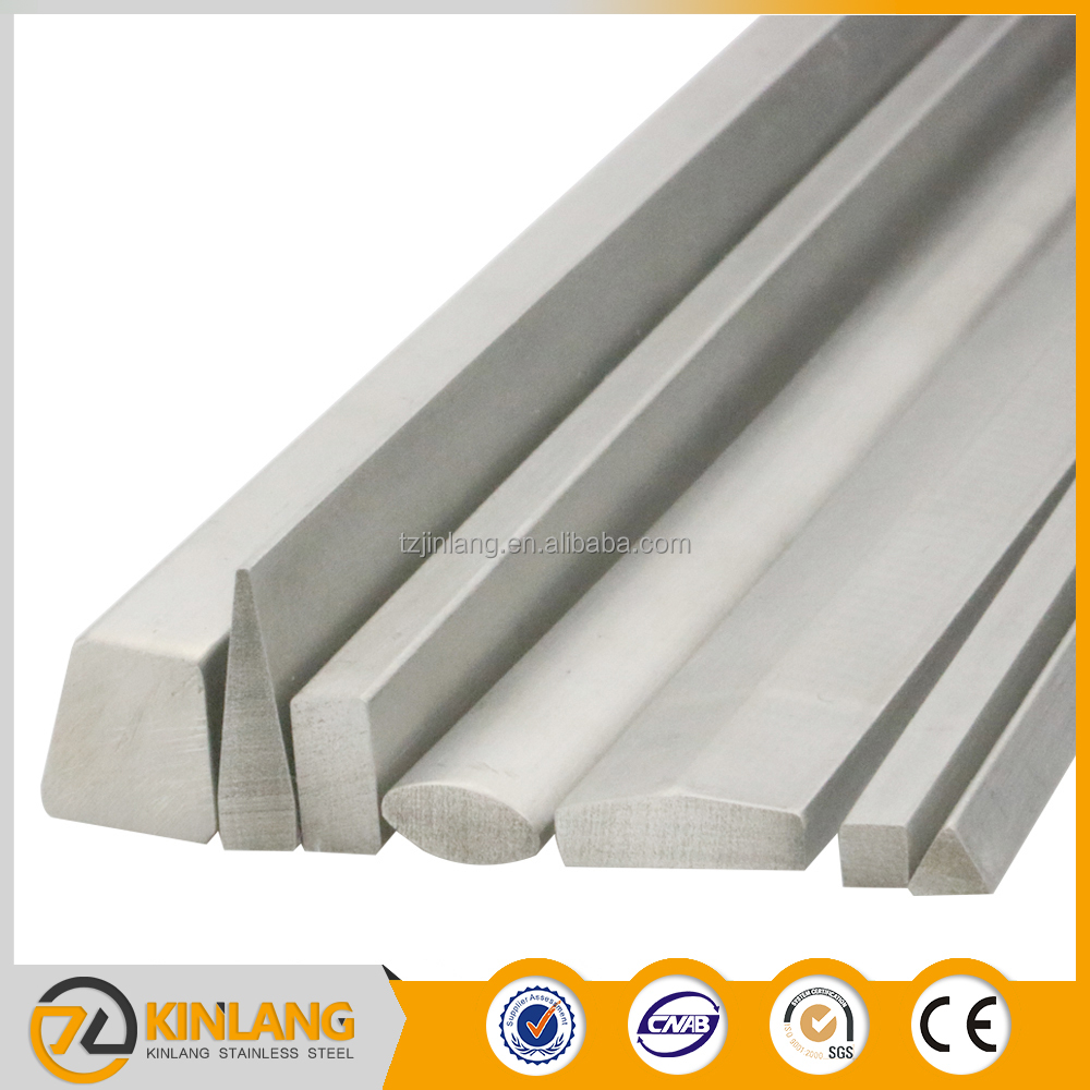 304 stainless steel flat bar with round edge