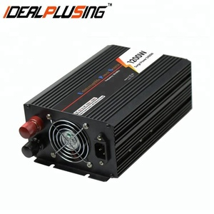 1200W Ups Off Grid 12V 24V Dc Ac Power Inverter With Charger