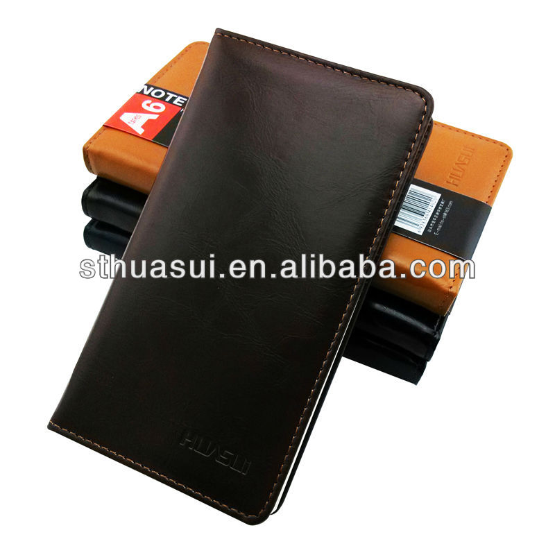 a6 pu address book customized for office