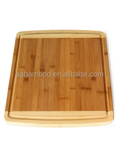 Wholesale rectangle Bamboo Cutting Board Extra Large and Thick Chopping Board