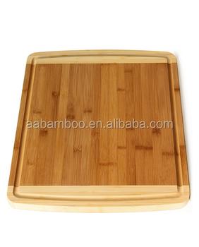 Bamboo Cutting Board Extra Large