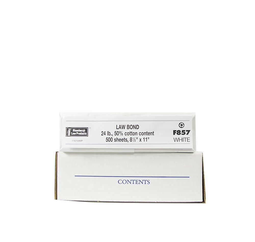 Buy Blumbergs Law Bond Lb X Cotton Paper - Buy legal documents