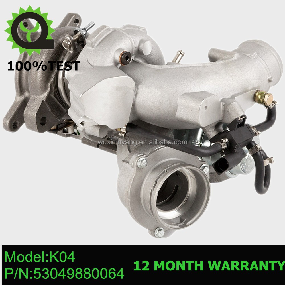 KKK K04 Turbocharger turbo 06F145702C 53049880064 53049700064 06F145702CX for VW Golf V 2.0 TFSI