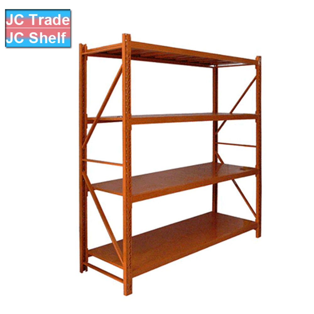 Light Duty Steel Storage Shelf System with Butterfly Holes for Small Parts