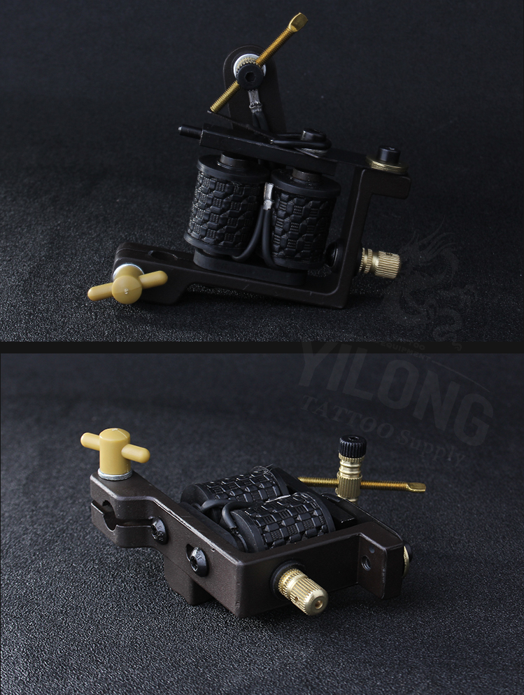 Yilong Custom best coil tattoo machines on the market factory for tattoo machine-18