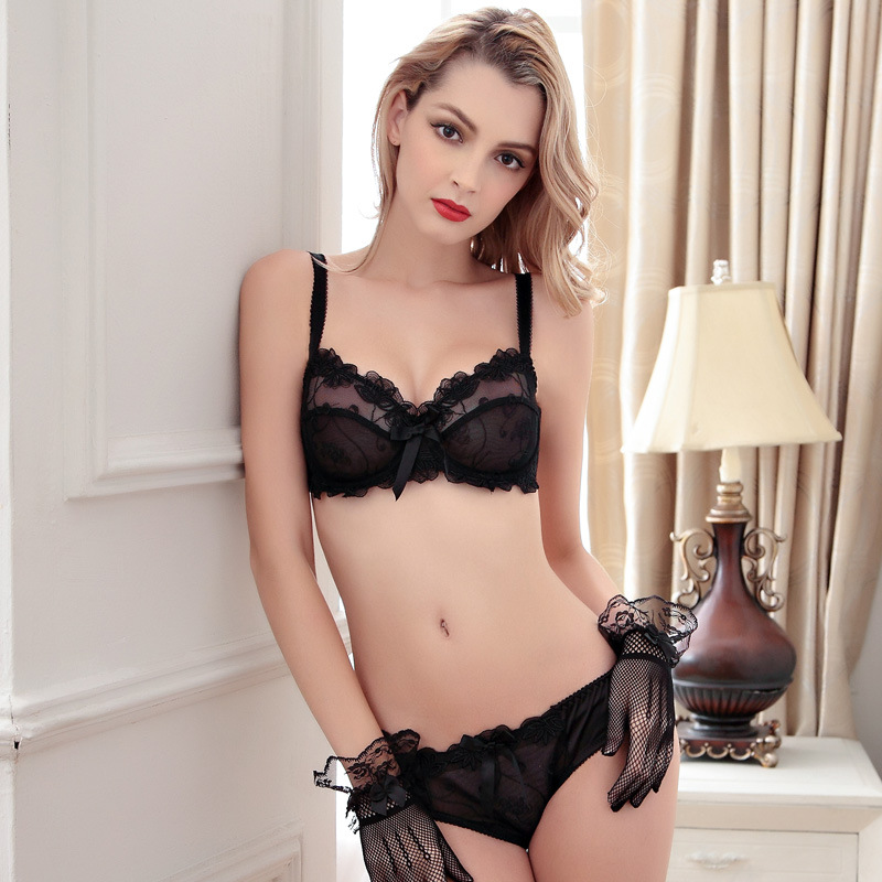 Z91295A 2016 Sexy lace bra and panty set for lady sexy fancy bra panty set 509c2cb73