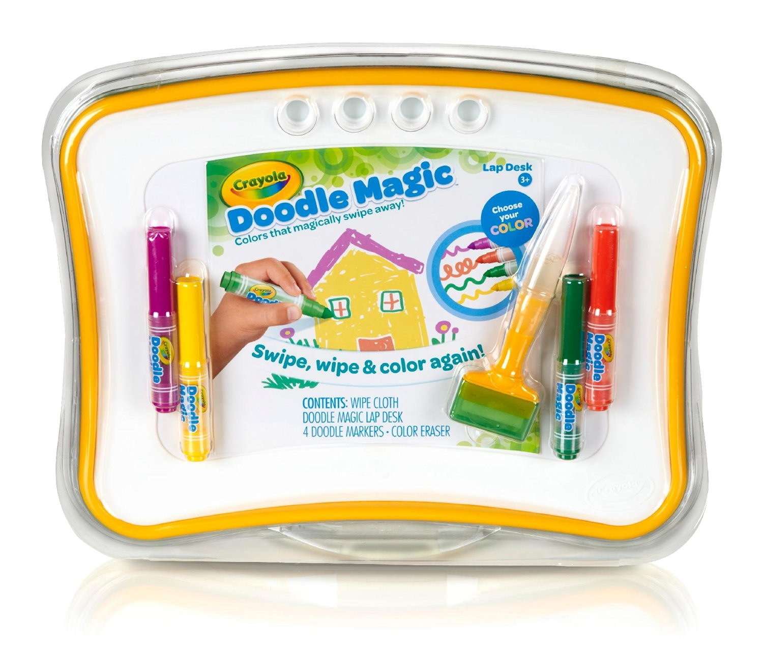 Awesome Crayola Doodle Magic Lap Desk