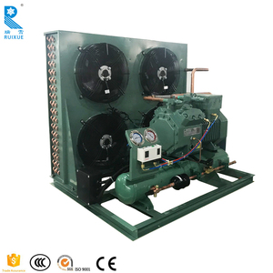 3hp 5hp 6hp 10hp Bitzer Air Cooled Compressor Condensing Unit