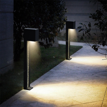 New design cheap portable solar lights for garden lamp