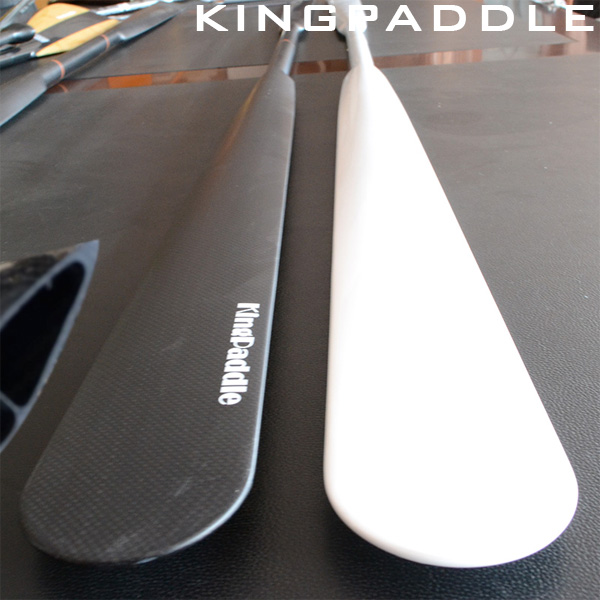 2 piece Carbon Fiber Kayak Greenland Paddle