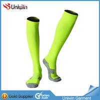 Men style long football socks good quality