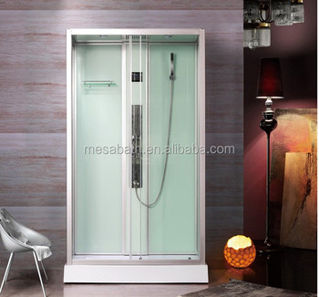 rectangle shape portable steam shower cabins canada units