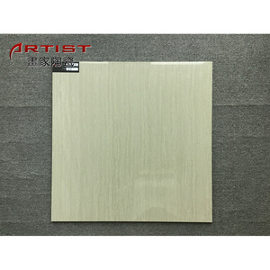 600x600 Foshan Made Cheap polished porcelain tiles ivory grey soluble salt  floor tile non slip