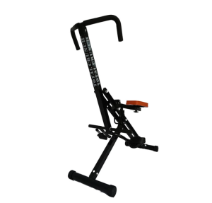 Resistance Core Legs Upper Body and Ab Exercise Riding Machine