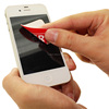 microfiber sticky phone screen cleaner