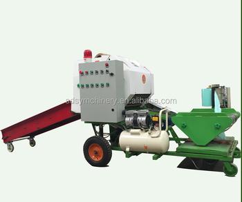 Top Cylinder Roll Baler Craigslist Hay Balers Corn Silage Round With  Multiple Sizes - Buy Hay And Straw Baler Machine,Alfalfa Baler  Machine,Grass