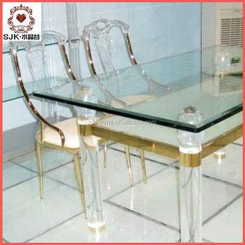 Clair Cristal Transparent Acrylique Chaise De Bulle Conception