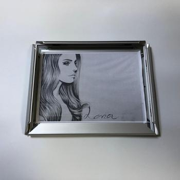 Metal Picture Frame A1 A4 Size Buy Picture Photo Framewaterproof