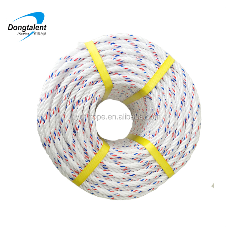 plastic pp/polypropylene packing rope