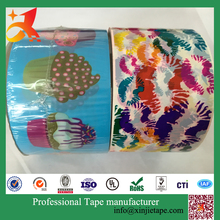 20 years tape manufacturer BOPP Acrylic Bopp Sealing Printed packing Tape In good adhesion