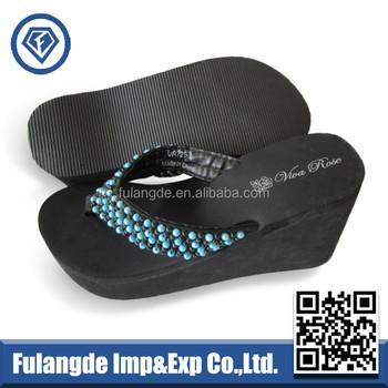 a325471c4c32d9 Eva High Heel Flip Flop