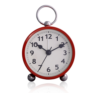 High quality table decorative alarm colorful clocks