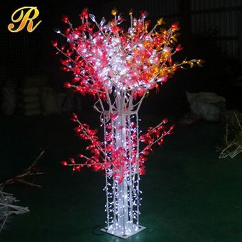 multifunctional christmas lamp post decorations