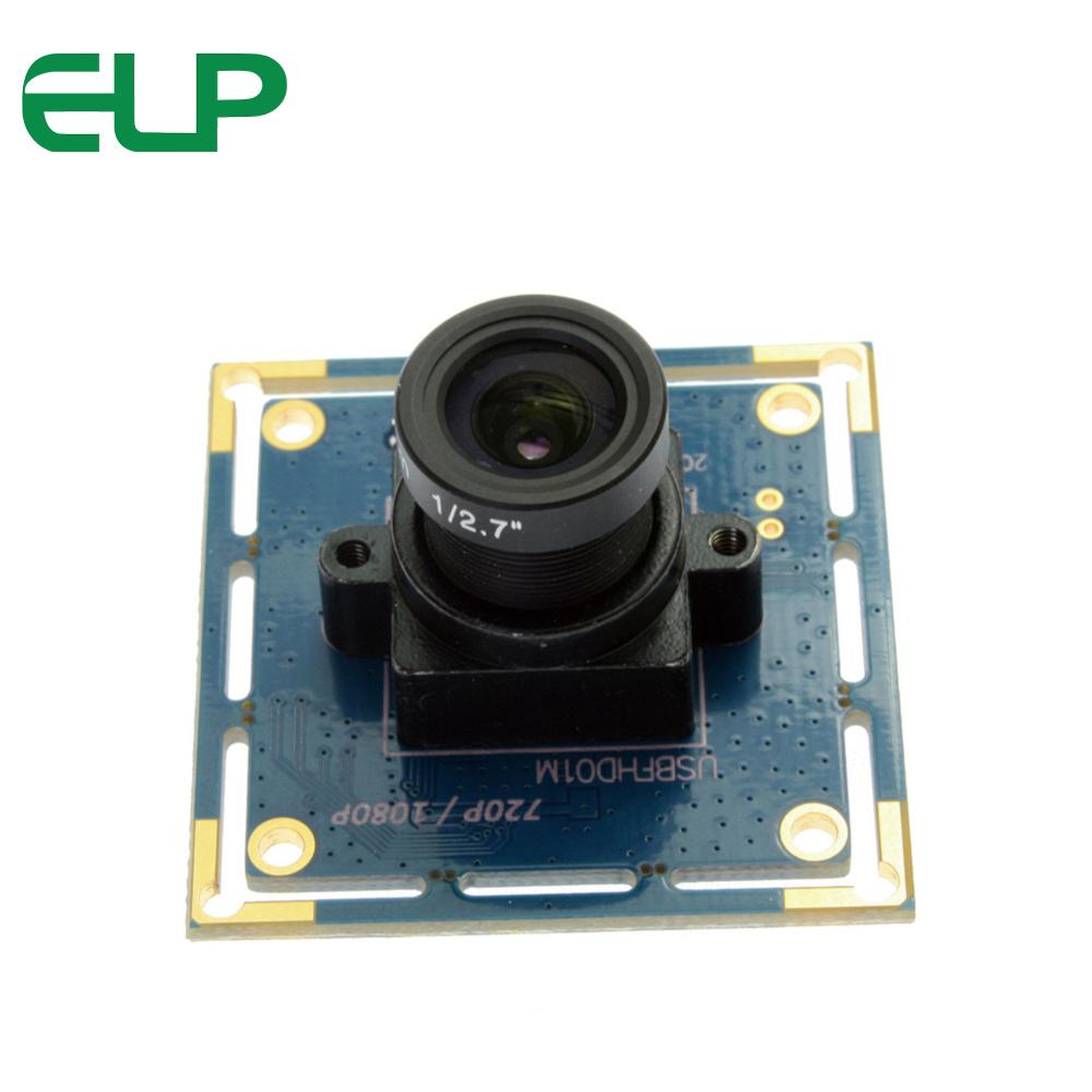 HD 1080P MJPEG 2.0 Megapixel oem CCTV board micro security usb camera