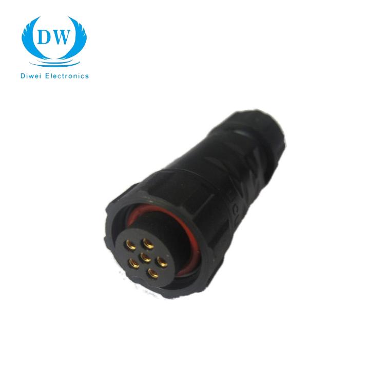 2 Pin wasserdicht 12 V LED power elektrische stecker kabel ...